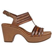 Cobb Hill Celeste, Tan with Brown & Black
