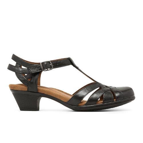 Cobb Hill Aubrey-CH Women's Dress Shoes - Black (CBD12BK)