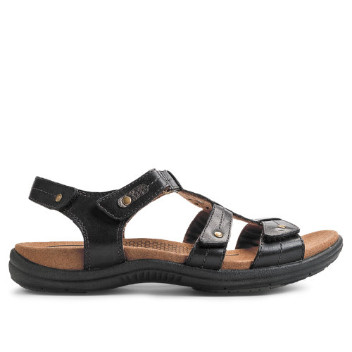 Cobb Hill REVsoothe Women's Sandals - Black (CBP05BK)