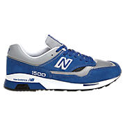 New Balance 1500, Classic Blue with Grey