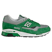 New Balance 1500, Green with Grey