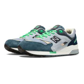 New Balance 1600 Elite Urban Exploration, Blue Bell with Blue Ashes & Off White