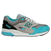 New Balance 1600, Grey with Light Blue
