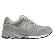 New Balance 580, Grey with White