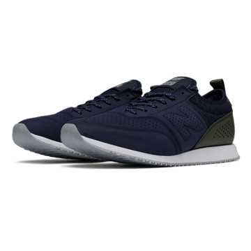 New Balance 600 C-Series, Navy with Green