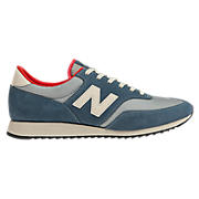New Balance 620, Blue Bell with Light Grey & Red