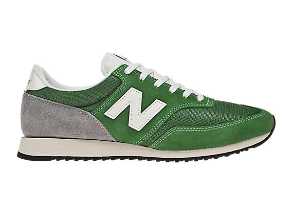 New Balance 620, Green with White & Grey