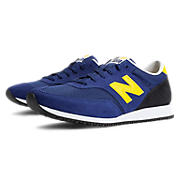 New Balance 620, Blue with Yellow & Black
