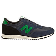 New Balance 620, Navy with Green