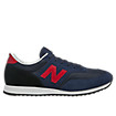New Balance 620, Navy with Black & Red