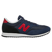New Balance 620, Navy with Red