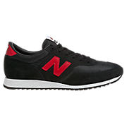 New Balance 620, Black with Red