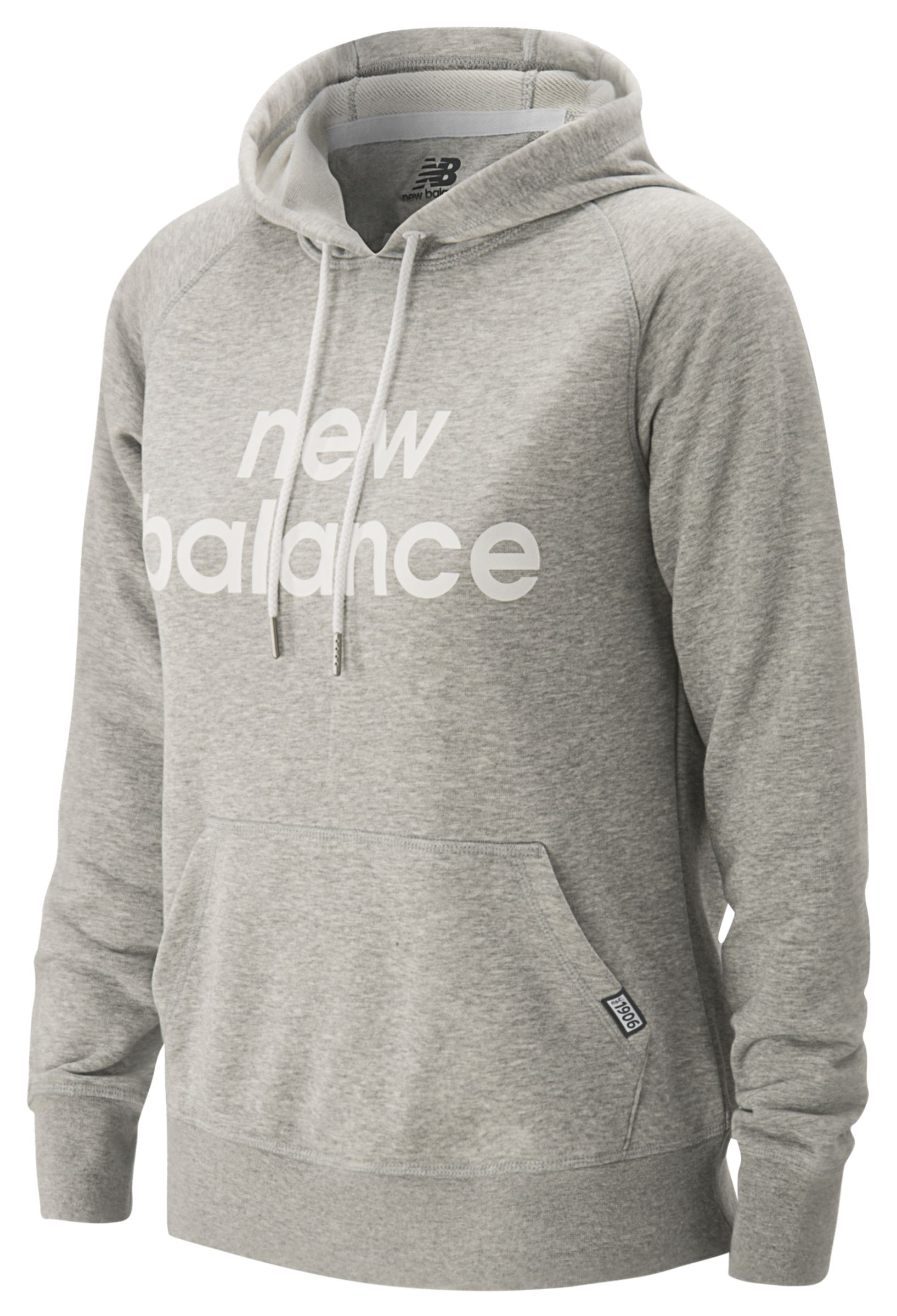 New Balance : Classic Pullover Hoodie : Women's Casual : WT71599AG