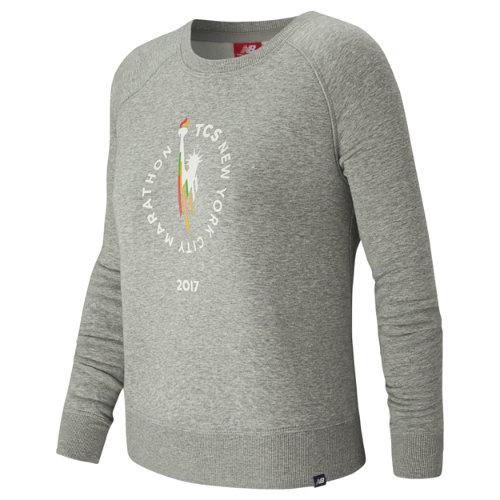 New Balance : NYC Marathon Essentials Crew : Women's Casual : WT73514VAG