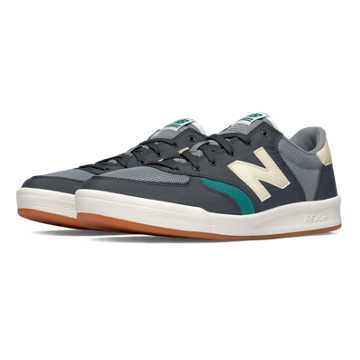 New Balance 300 Summer Utility, Grey with Light Grey & Teal