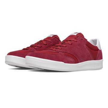 New Balance 300 Suede, Red
