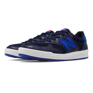 New Balance 300 Aced It, Navy with Flame