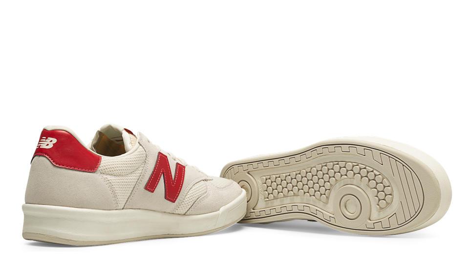New Balance 300 Blanc Rouge