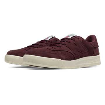 New Balance 300 Made in UK Classic Sport, Burgundy