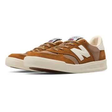 New Balance 300 Made in UK, Caramel with Off White