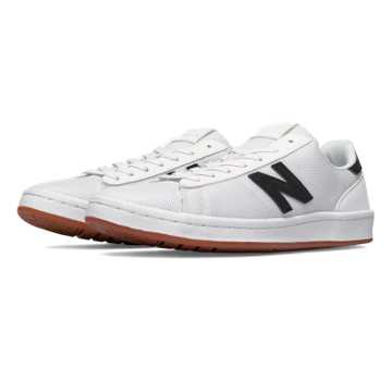 New Balance 791 90s Traditional, White with Black