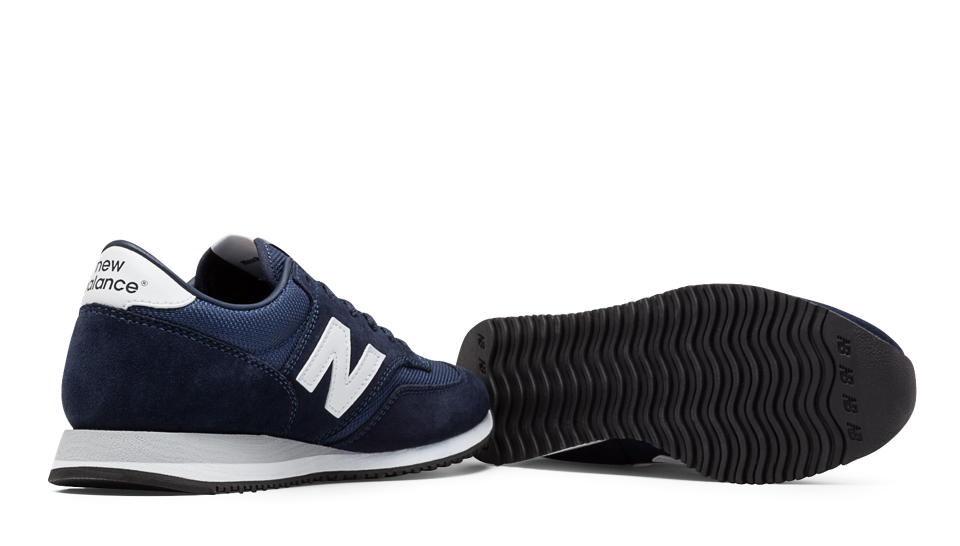 new balance 620 trainers black