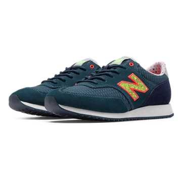 New Balance 620 Street Beat, Navy with Hi-Lite