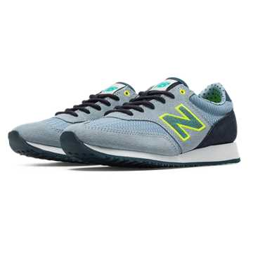 New Balance 620 Street Beat, Grey with Serene Green