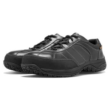 New Balance Dunham Lexington Steel Toe, Black