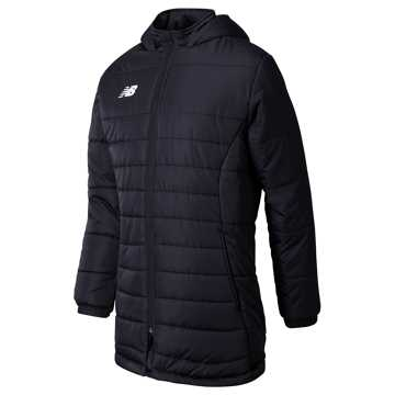 Men's Stadium Training Jacket, Black