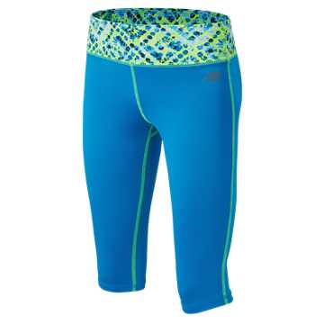 New Balance Performance Capri, Sonar with Toxic