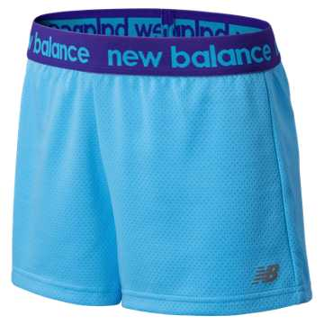 New Balance Performance Core Shorts, Bayside with Titan