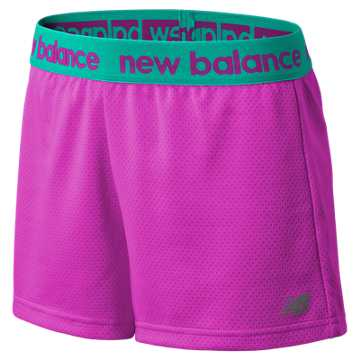 New Balance Performance Core Shorts, Urchin with Reef