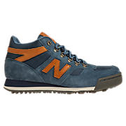 New Balance 710, Navy with Tan