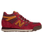 New Balance 710, Maroon with Tan