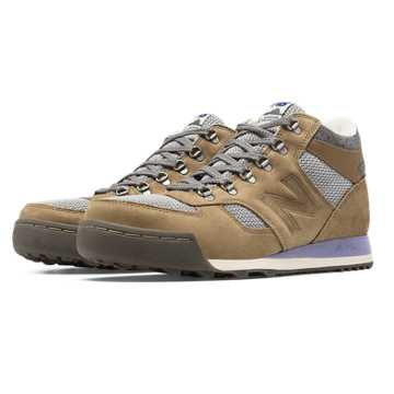 New Balance 710 Outdoor Suede, Tan with Light Grey