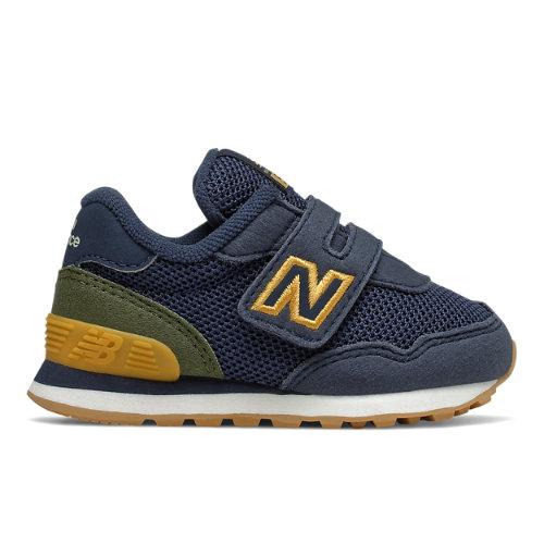 New Balance 515 Classic - Natural Indigo/Varsity Gold, Natural Indigo/Varsity Gold