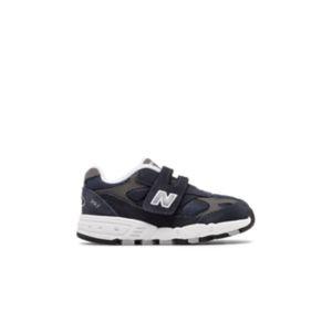뉴발란스 993v1 벨크로 베이비용 네이비 New Balance Kid's 993v1,Navy
