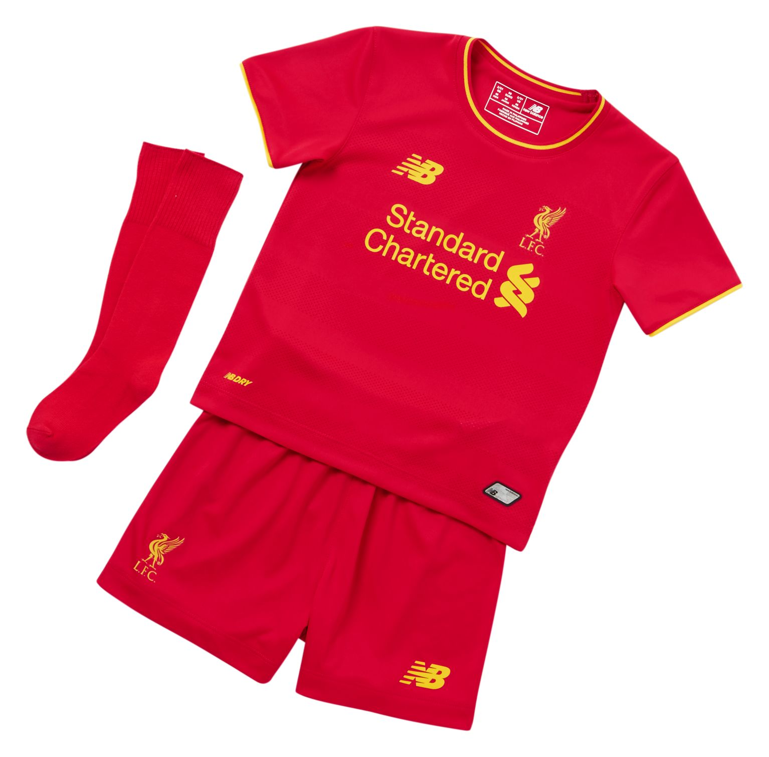New Balance : LFC Infant Home Kit : Unisex 2016/17 Home Kit : IY630001HRD