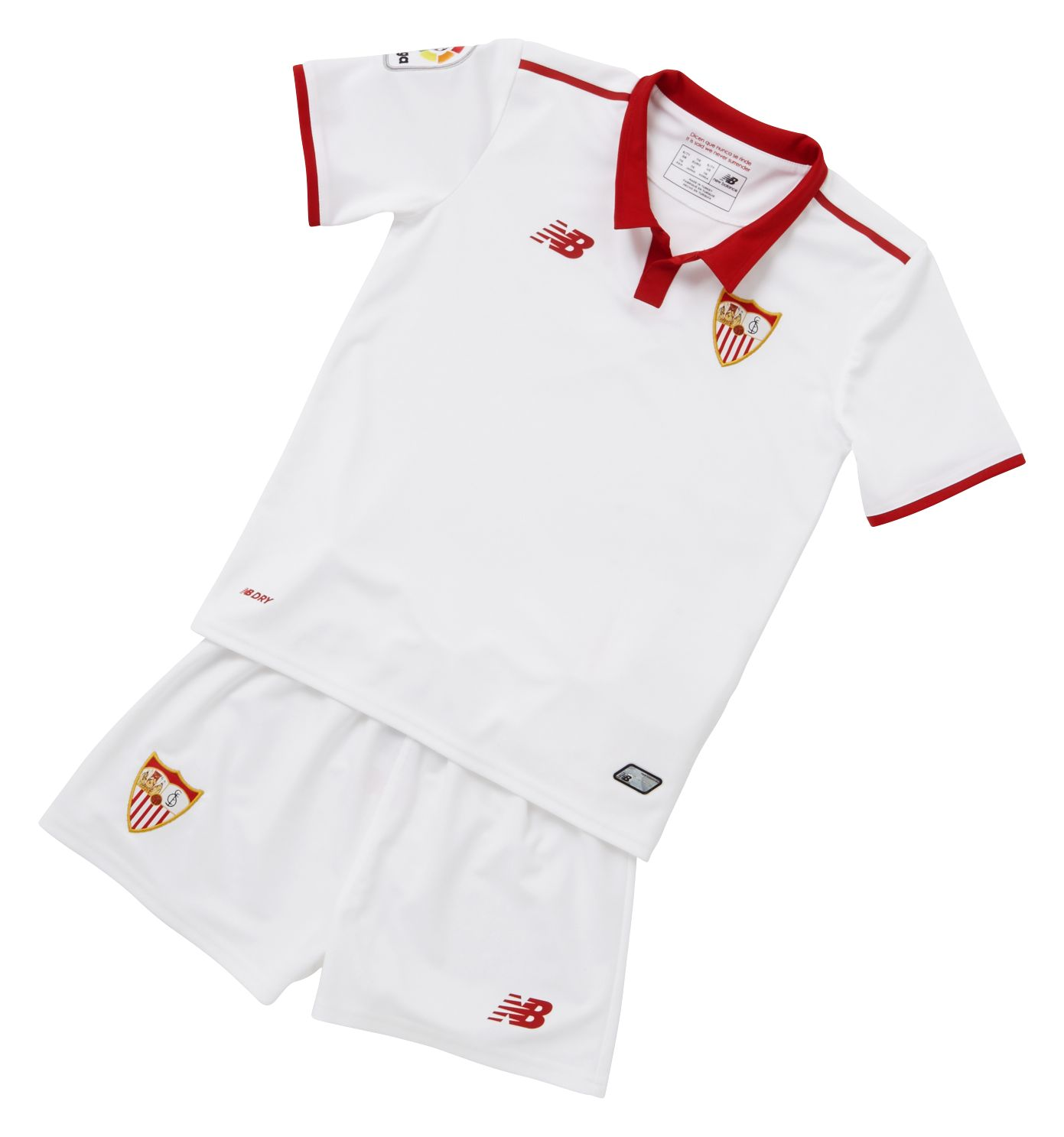 New Balance : SFC Home Infant Kit : Unisex Home Kit : IY630009WT
