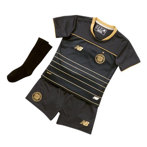 New Balance : Celtic Infant Away Kit : Unisex Clothing Outlet : IY630017BK