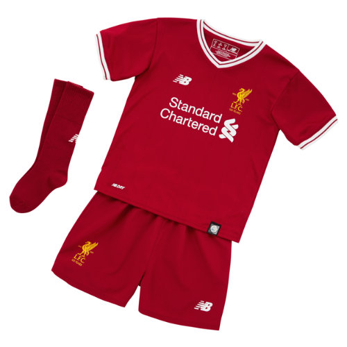New Balance LFC Home Infant Kit - Set Unisex Liverpool FC - IY730128RDP