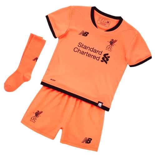 New Balance LFC 3rd Infant Kit - Set Unisex Liverpool FC - IY730130BDC