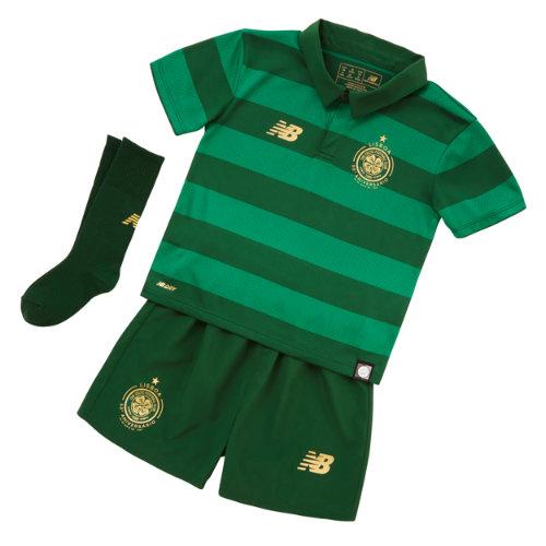 New Balance CFC Away Infant Kit - Set Unisex Celtic FC - IY730132VDG