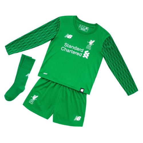 New Balance LFC Home GK Infant Kit - Set Unisex Liverpool FC - IY730174JGN