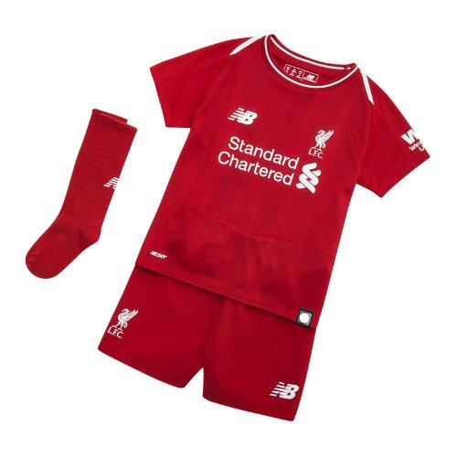 New Balance LFC Infant Kit - Set Unisex Liverpool FC - IY830039RDP