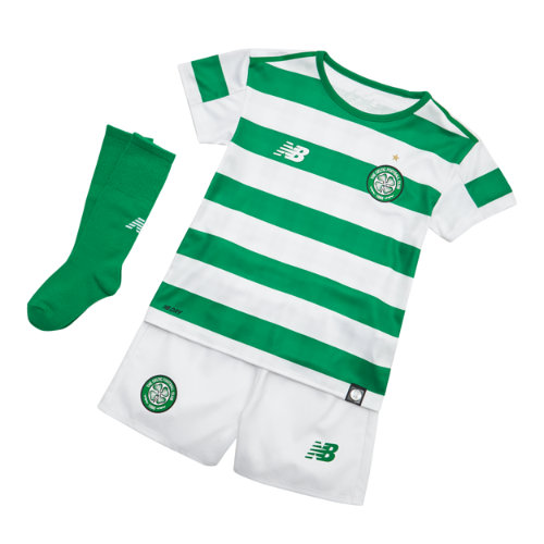 New Balance Celtic FC Home Infant Kit - Set Unisex Celtic FC - IY830093WCG