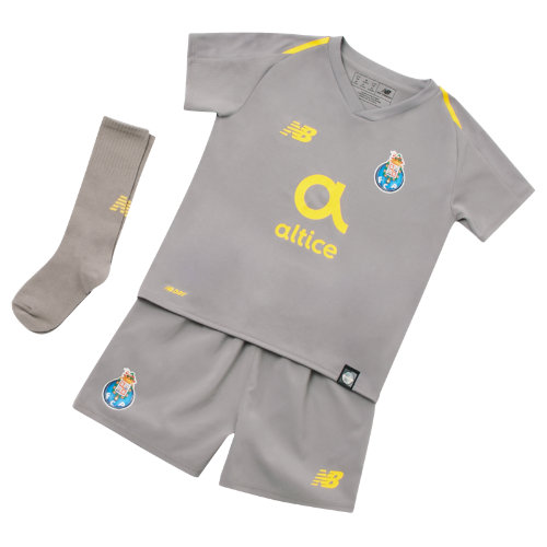 New Balance FC Porto Away Junior Kit - Set Unisex FC Porto - IY830140FNG