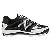 Low-Cut 4040v2, Black with White