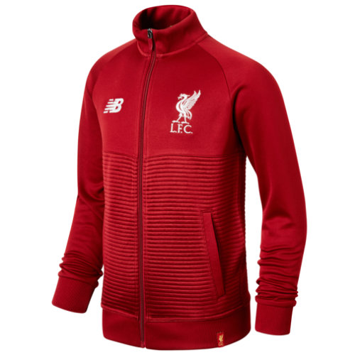 New Balance Liverpool FC Elite Training Junior Walk Out Jacket Unisex Liverpool FC - JJ831002RDP